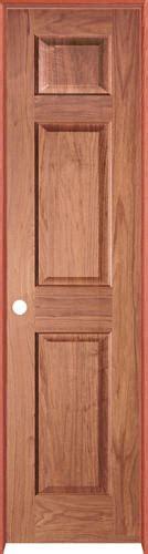 Interior Doors Menards by Mastercraft Cherry 6 Panel Prehung Interior Door At Menards 174