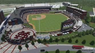 Home Plan Designs Jackson Ms details on plans for msu s new baseball stadium