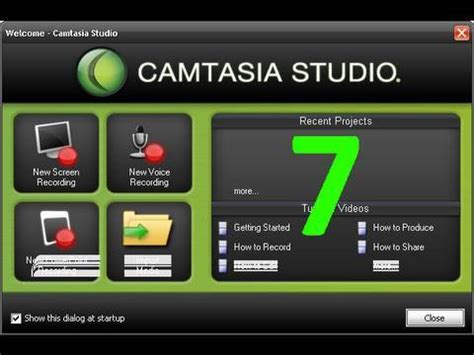 tutorial video studio how to use camtasia studio 7 tutorial youtube