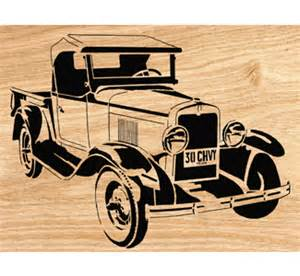 Chevrolet Pattern All 1930 Chevy Scrolled Wall Pattern
