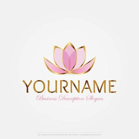pattern logo make make lotus flower logo online with our free logo design maker