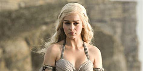 emilia clarke game of thrones khaleesi goes glam on the cover of vs huffpost