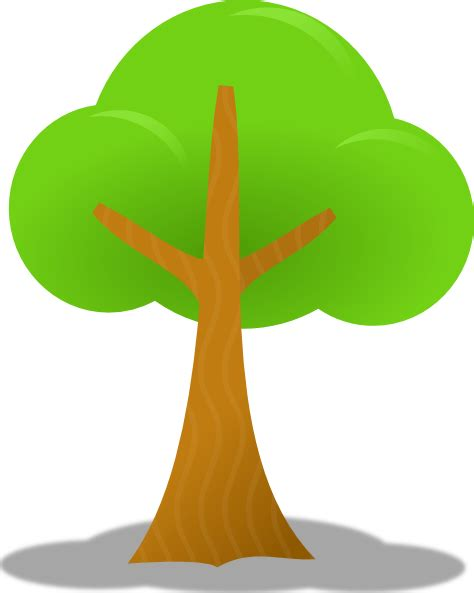 tree clipart tree clip at clker vector clip