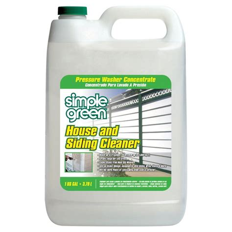 Best Patio Cleaner Chemical by Klean 1 Gal Odorless Green Mineral Spirits