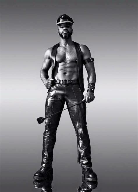 blacksuperiors black master leather style