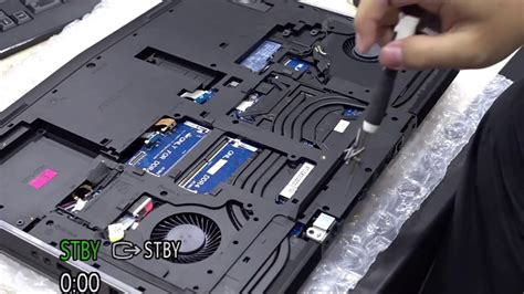 alienware m14x r1 r2 disassembly for gpu cpu new alienware 17 r4 15 r3 disassembly repaste teardown