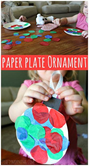 Paper Ornament Crafts - 193 best images about autism activities on