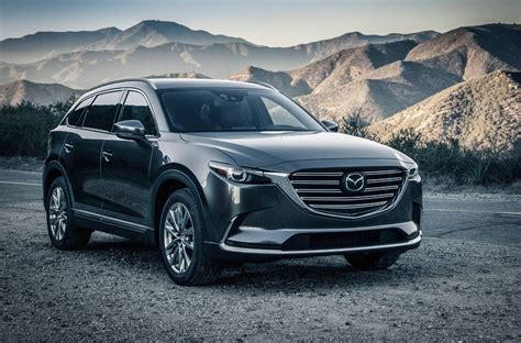the new mazda 2016 mazda cx 9 revealed debuts new 2 5t engine
