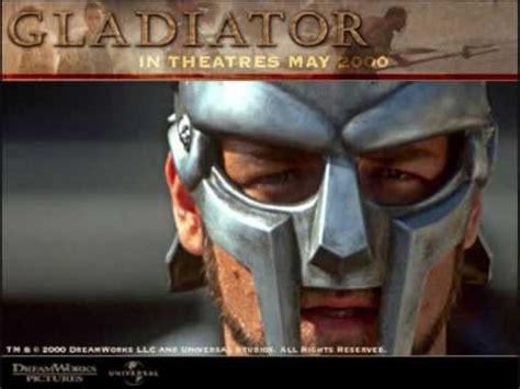 gladiator film youtube dj tiesto gladiator youtube