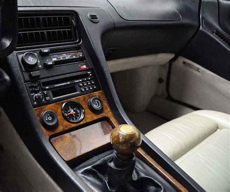 porsche 928 interior 1990 porsche 928 gt interior iii german cars for sale