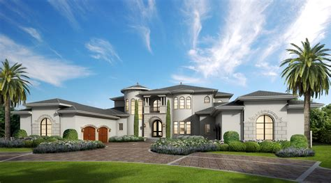 custom luxury home plans florida custom home floor plans