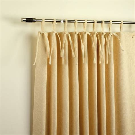tab tie curtains 25 best images about curtain treatments on pinterest