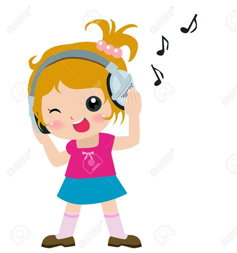clipart musica escuchar musica clipart www imgkid the image kid