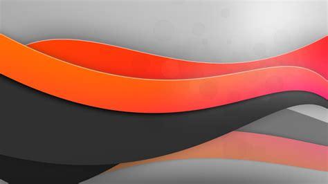 full hd wallpaper wave orange black grey background desktop backgrounds hd p