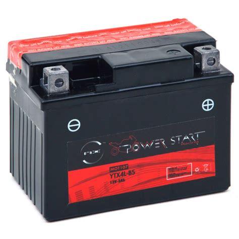 Bmw Motorrad Batterie by Motorrad Batterie Ytx4l Bs 12v 3ah Mot107 All Batteries De