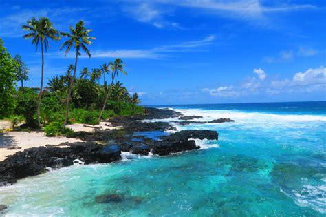 tropical beach hopping in samoa x days in y