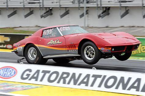 Corvette Drag Racing by 1968 Chevrolet Corvette Drag Dragster Race Racing Wheelie