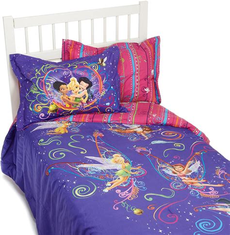 Disney Fairies Tinkerbell Costume And Home Decor Various Tinkerbell Bedding
