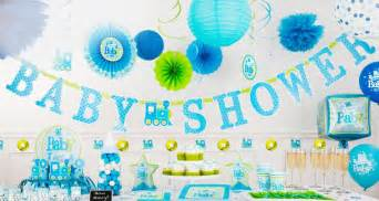 Baby shower decorations for boys thearmchairs com