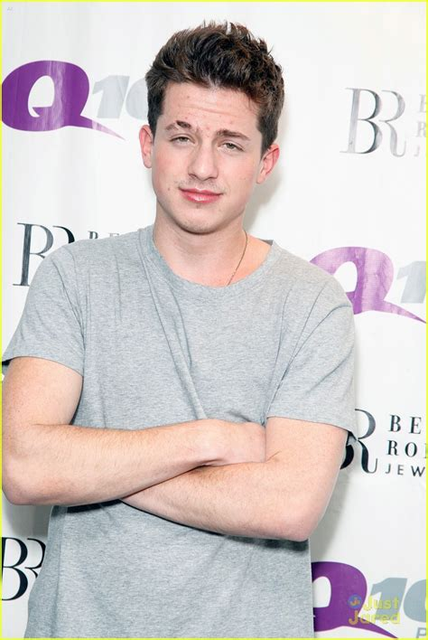charlie puth q and a charlie puth didn t think we don t talk anymore would be
