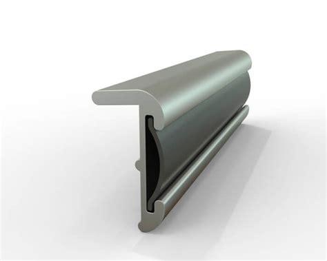 Awning Tubing Aluminum Rub Rail 1 1 4 Quot Long Lip Rub Rail Eagle Mouldings