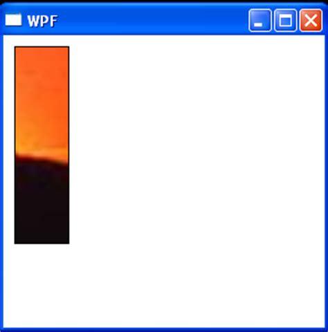 tutorial vb net wpf fill rectangle with uniformtofill imagebrush imagebrush