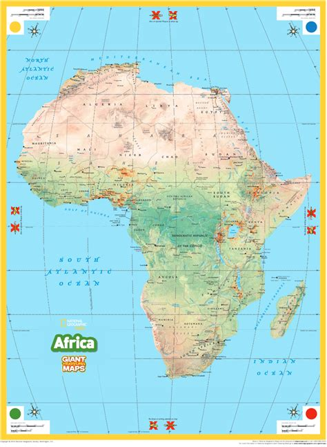 africa map quiz pdf traveling maps africa national geographic society