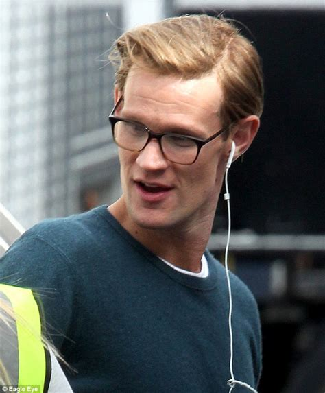 Matt Smith Hairstyle by Who Natic Photos Matt Smith In Quot The Crown Quot