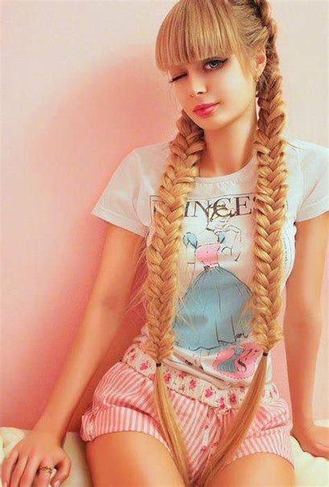 Preteen Barby Model Images | meet angelica kenova the self proclaimed new human barbie