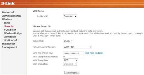 Kishantha Nanayakkara: Password protect D-Link wireless ... D'link Router Password