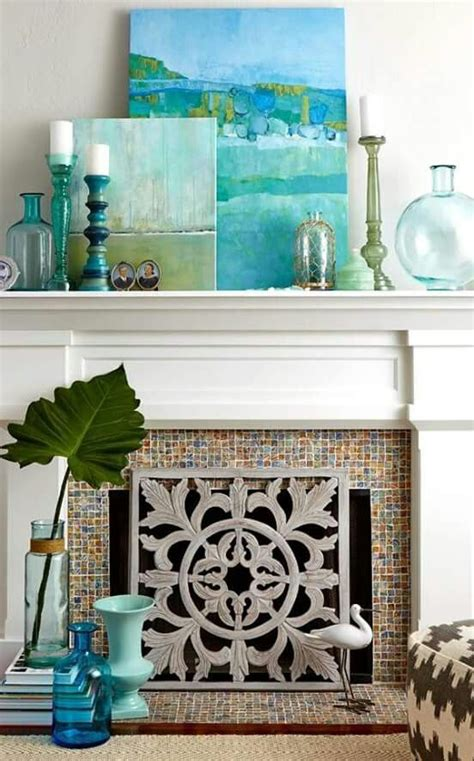 beach decorations for home best 25 beach mantle ideas on pinterest
