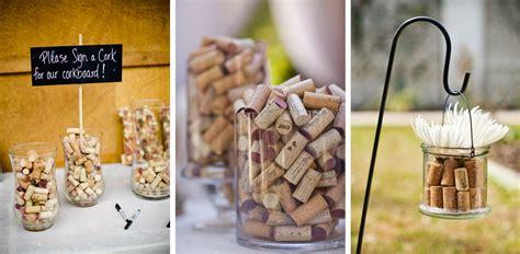 imagenes originales de vino momentips ideas para decorar tu boda con corchos de vino