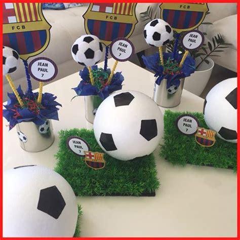centros de mesa de futbol para clubes resultado de imagen para centro de mesa del barcelona