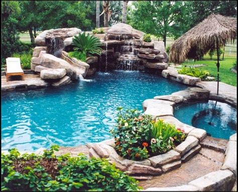 backyard paradise ideas 17 best images about pool formal falls on pinterest pool