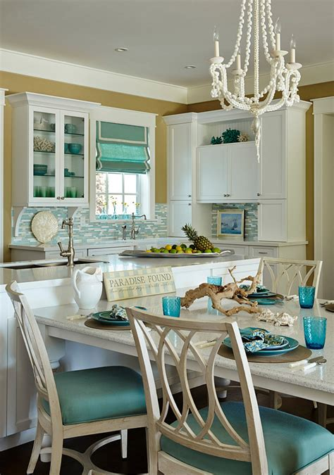 kitchen island layout ideas house kitchen with turquoise decor home bunch