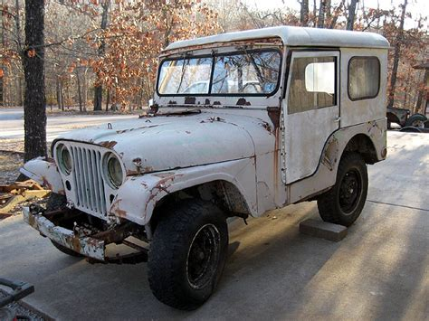 Jeep Northwest Arkansas 1952 M38a1 For Sale 1 400 Location Nw Arkansas G503