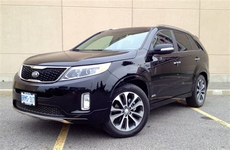 Kia Sorento Towing Capacity 2014 Suv Review 2014 Kia Sorento Sx Driving