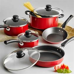 Cooktop Tramontina Tramontina Genuine Cooking Non Stick 9 Pots And Pans