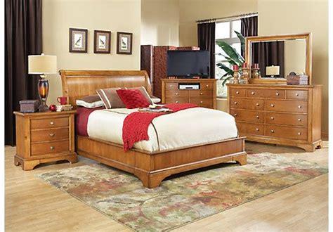 rooms to go platform bed shop for a whitmore pine platform 5 pc queen bedroom at 19664 | dea31e65d9fb60bcb423a7dd4b6d7837