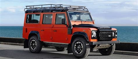 land rover defender 2015 special edition 2015 land rover defender specials