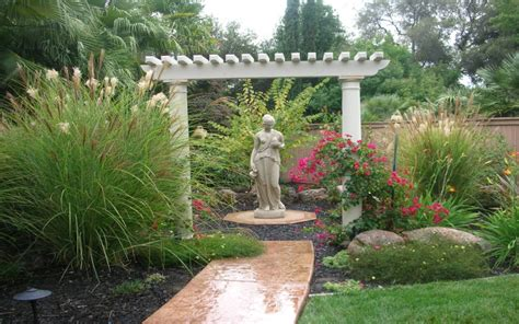 Italian Garden Design Ideas Tuscany Landscape Design Bloomin Landscape Designs Sacramento Area Landscape Design Ideas