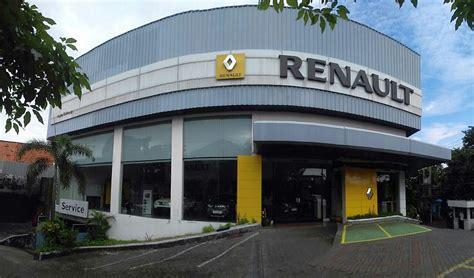 renault indonesia didukung nissan dealer renault kedua berdiri di surabaya