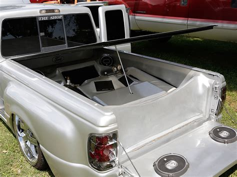 ford ranger truck bed 2013 pandemonium custom truck show ford ranger custom bed photo 69