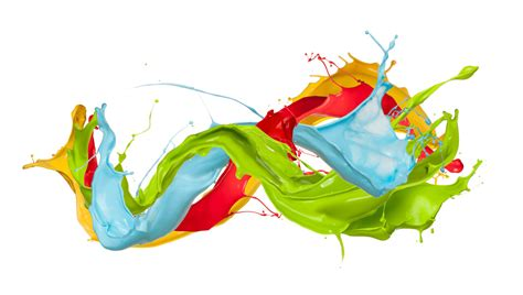 colour design paint design colors spray drops paint splash