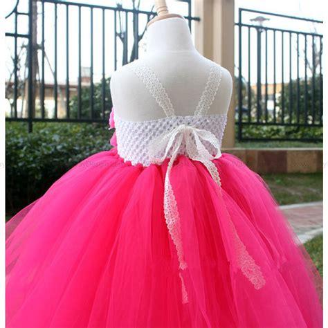 Where To Buy Cheap Duvet Covers Pink Flower Dress Girls Tutu Dress Toddler