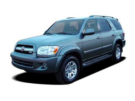 2007 Toyota Sequoia Reviews 2007 Toyota Sequoia Reviews And Rating Motor Trend
