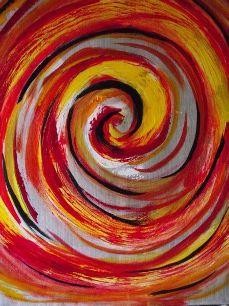 Peinture Couleur Chaude by Tableau Couleurs Chaudes Ov48 Montrealeast