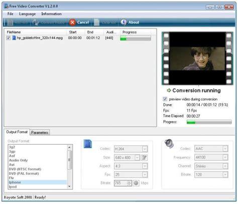 converter free download koyote free video converter download