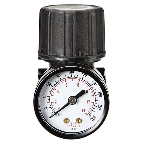 150 psi air compressor regulator kit with