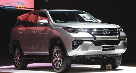 Fortuner Ad1501b Black Blue all new 2015 toyota fortuner makes global debut in thailand five variants on offer priced from